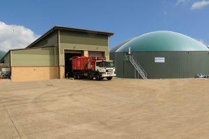 Station de traitement des déchets organiques. by WELTEC.