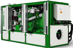 2G CHP. agenitor 408. 360kW.