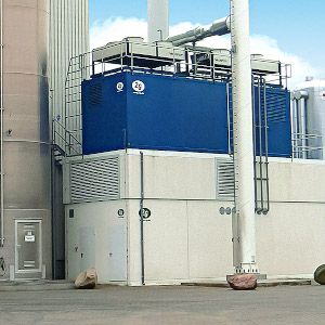 Natural gas combined heat and power for industry.