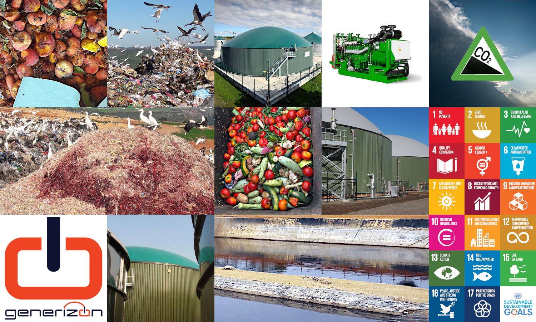 organic waste2energy program