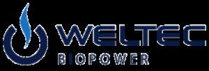Logo Weltec Biopower.