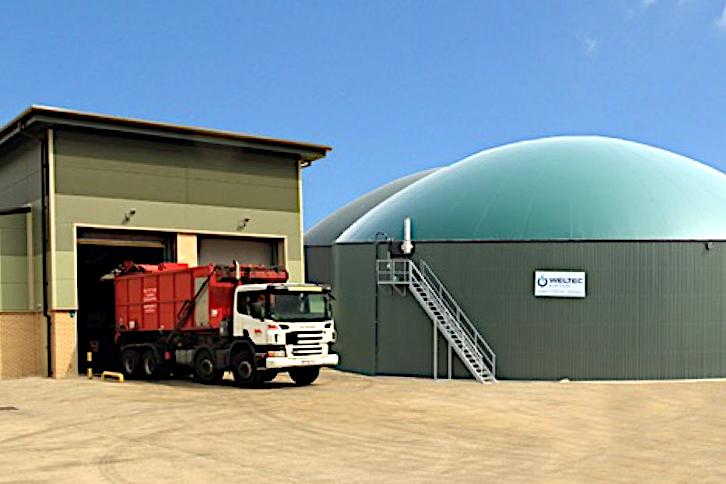 solution. waste2energy generizon.